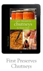 Vivien Lloyd First Preserves Chutneys