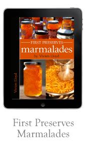 Vivien Lloyd First Preserves Marmalades