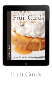 Vivien Lloyd Fruit Curds